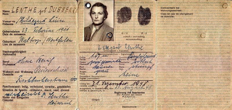 nummer alter personalausweis finden