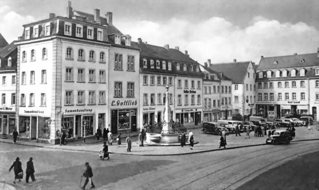 Hotel Saarbrucken St Johanner Markt