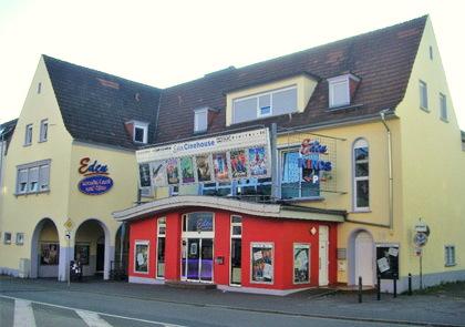 Homburg Kino Eden