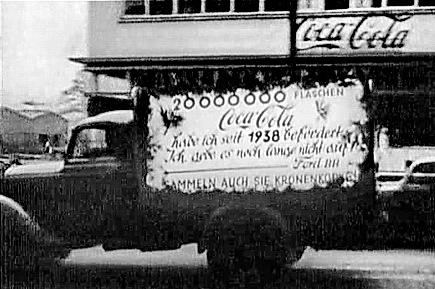 seltene coca cola flaschen