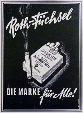 zigaretten goulias rot