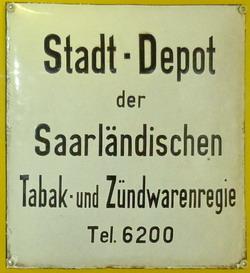 Tabak Und Z Ndwarenmonopol