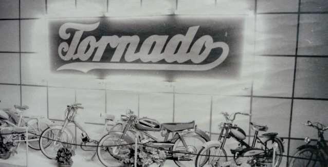 Tornado 50's TornadoSM1958