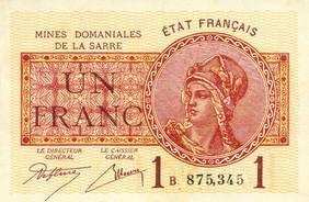 Saar Geld Die Verschiedenen Währungen Im Saarland